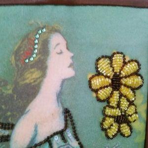 Isabella Fiore Fairy Shopper Bag